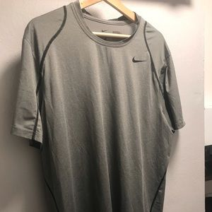 Nike Pro Fitted Short Sleeve